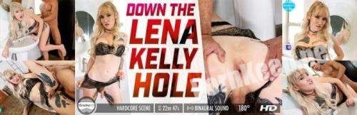 [GroobyVR] Lena Kelly (A Hole Lot Of Fun / Down the Lena Kelly Hole) [Oculus] (UltraHD 2K 1920p, 4.93 GB)