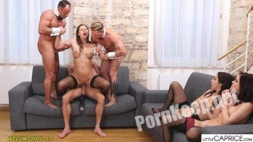 [LittleCaprice-Dreams] Little Caprice, Marcello Bravo, Jenifer Jane, Ridge C, Anastasia Brokelyn, Nick Ross (Wecumtoyou Part 13 - Three For One) (FullHD 1080p, 962 MB)