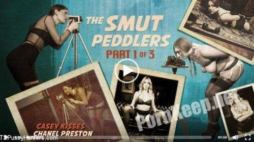 [TSPussyHunters, Kink] Casey Kisses, Chanel Preston (The Smut Peddlers: Part One Casey Kisses and Chanel Preston) (SD 540p, 420 MB)