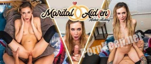 [MilfVR] Aiden Ashley (Marital Aid (en) / 02.04.2020) [Oculus Rift, Vive] (UltraHD 2K 1920p, 11.5 GB)