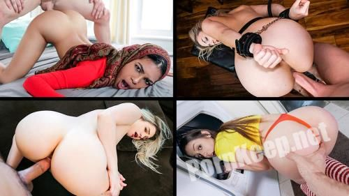 [TeamSkeetSelects, TeamSkeet] Ember Snow & Daisy Stone & etc - Face Down Ass Up Compilation (HD 720p, 676 MB)
